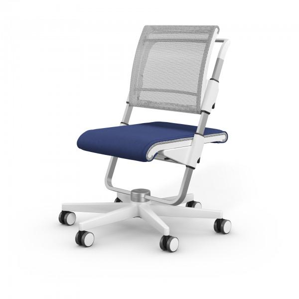 Sitzkissen Moll Scooter blau