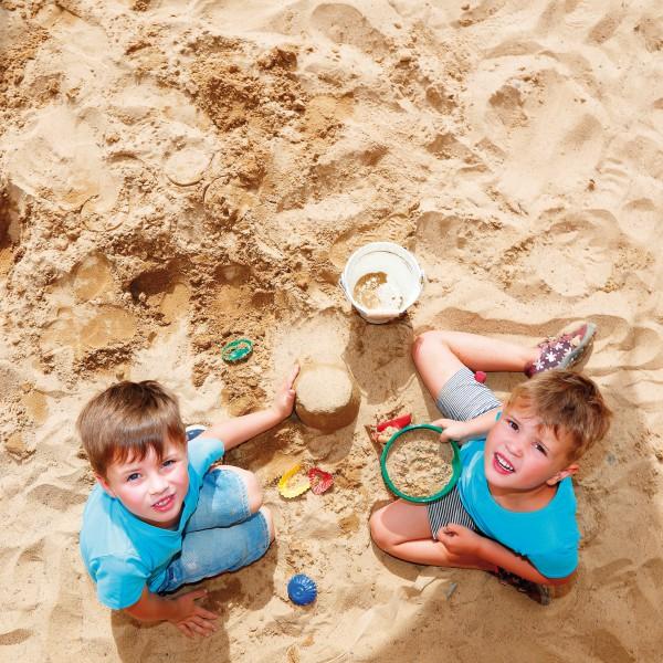 Sandspielzeug Metall