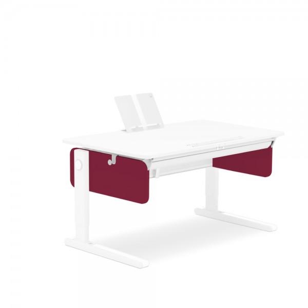 Tischseiten Moll Champion rot