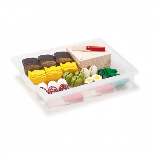 Lernbox Schneiden und Zubereiten