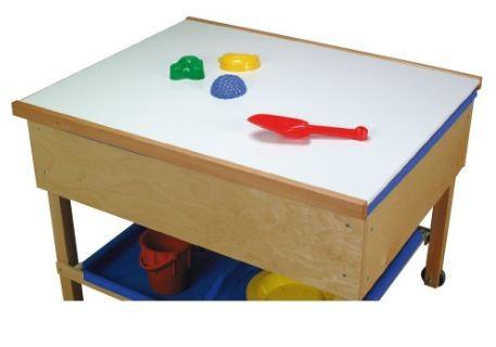 Deckel zu Sand- und Wassertisch