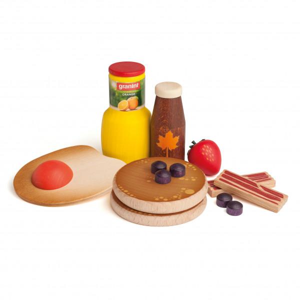Sortierung American Breakfast