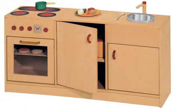 Kompakt-Küchenzeile