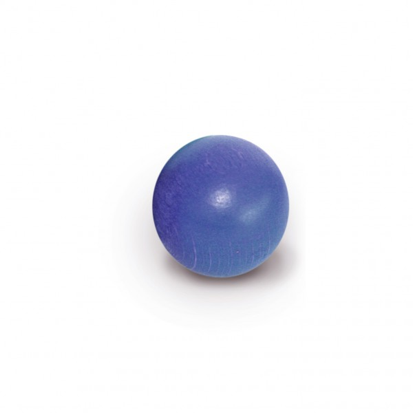 Kugel, blau