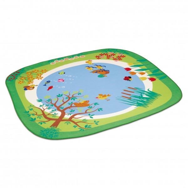 Teppich Teich
