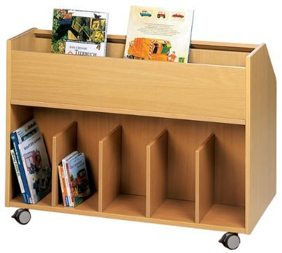 Fahrbare Bibliothek