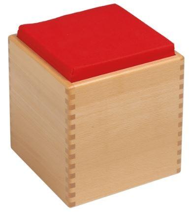 Sitzhocker-Würfel mit Polster