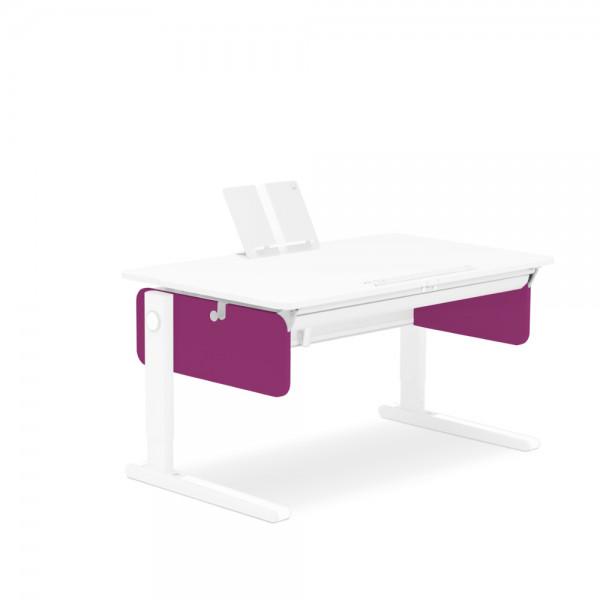 Tischseiten Moll Champion pink