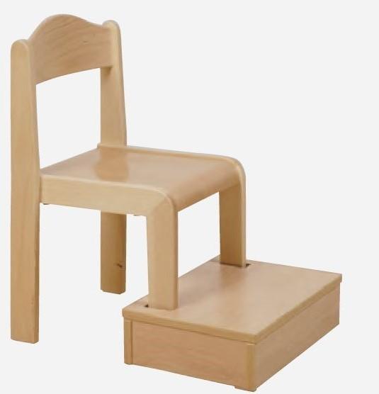 Stuhlpodest zu Sit-Stuhl