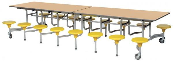 16er-Tisch-Sitzkombination